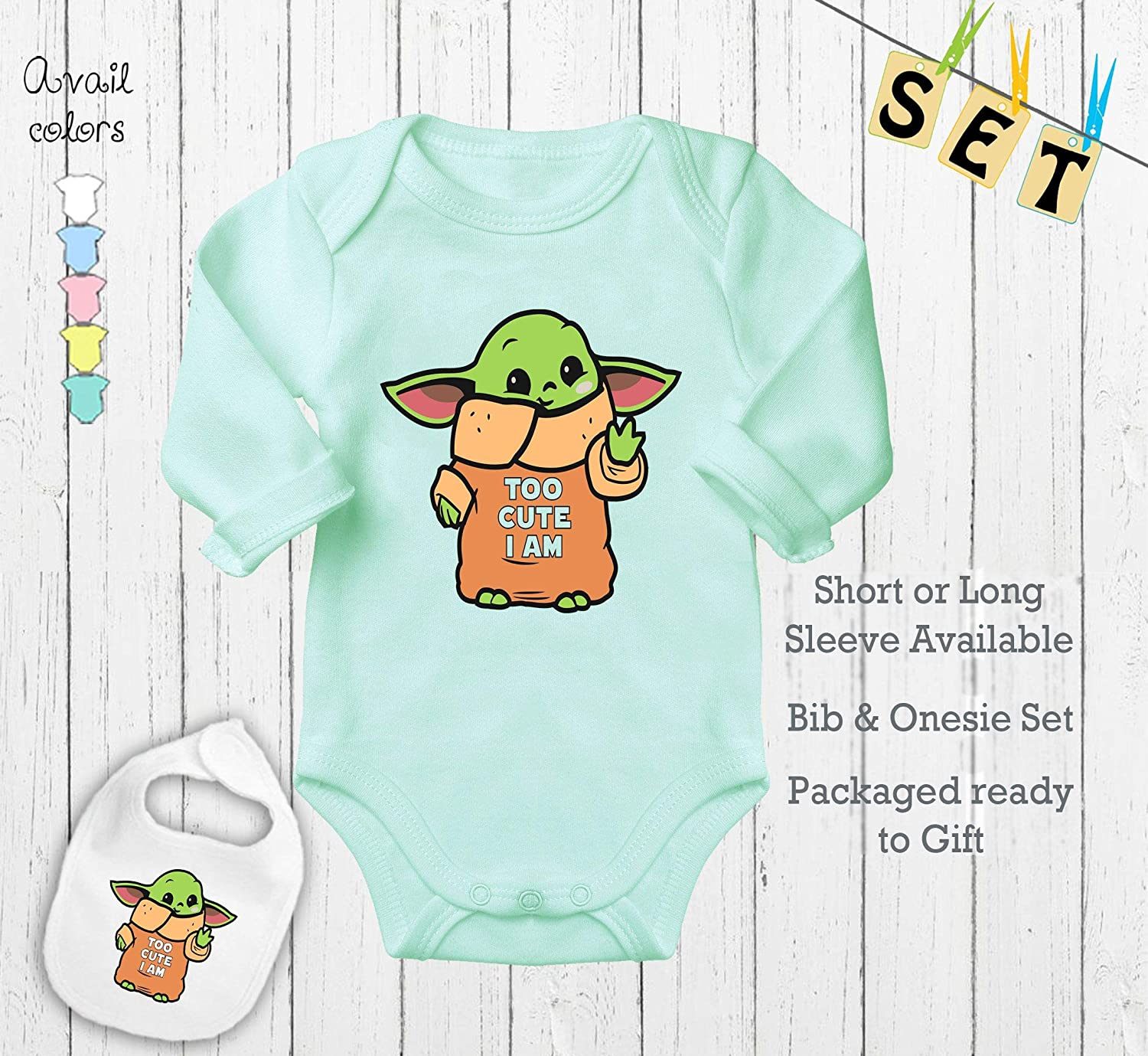 We/'re Home One Piece Baby Romper Han Solo Star Wars Cool Cute Fun Geeky Chewie