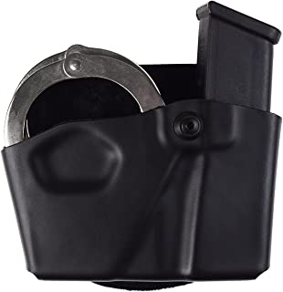 double magazine and handcuff holder