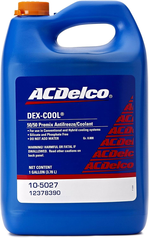 ACDelco GM Original Mesa Mall Equipment 10-5027 Dex-Cool Pre-Mix Eng 50 Max 72% OFF