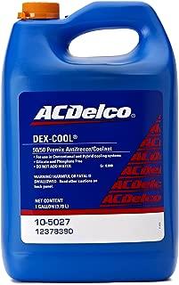ACDelco 10-5027 Dex-Cool 50/50 Pre-Mix Engine Coolant/Antifreeze - 1 gal