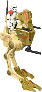 Star Wars Desert Assault Walker with Figure Entertainment Earth Exclusive