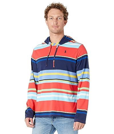 Polo Ralph Lauren Striped Jersey Hooded T-Shirt