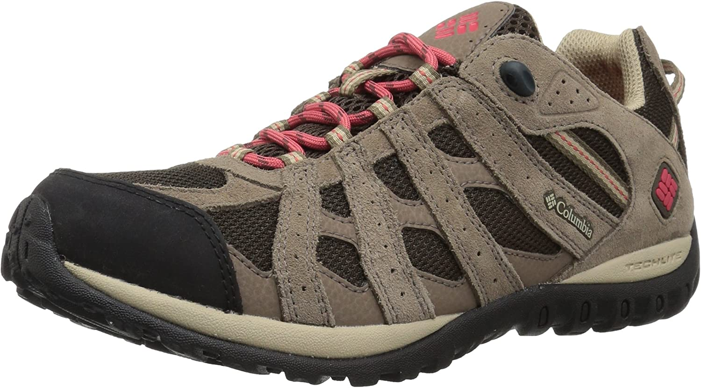 Columbia Womens Women's Redmond Waterproof Hiking Boot