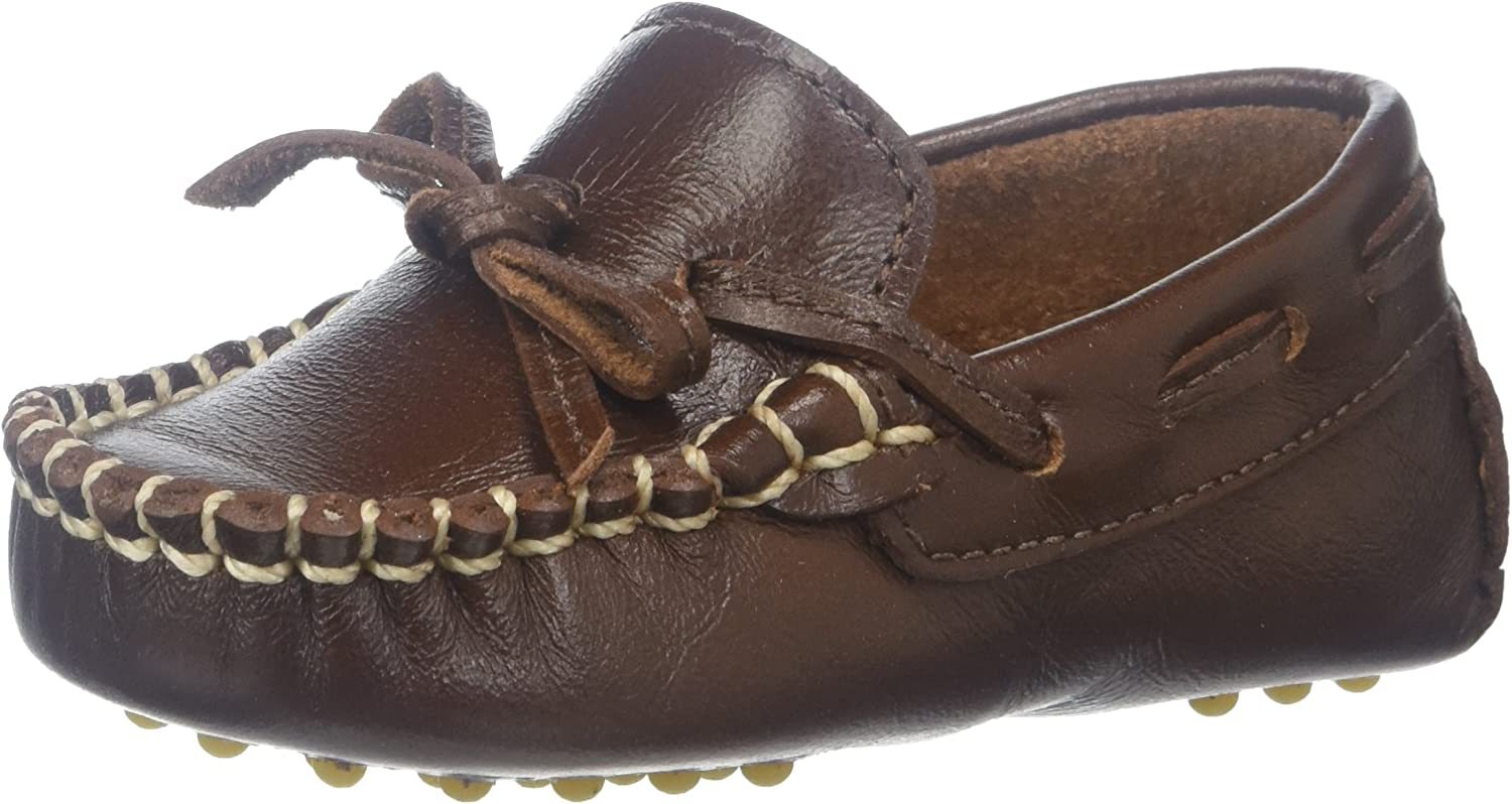 | Elephantito Unisex-Child Driver Loafers for Baby-K | Loafers