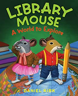 Best library mouse a world to explore Reviews