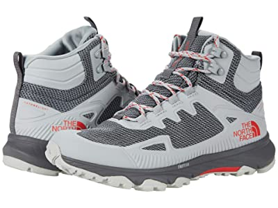 The North Face Ultra Fastpack IV Mid Futurelight (High-Rise Grey/Horizon Red) Women