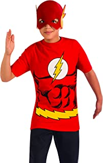 Rubie's Costume The Flash Child Costume T-Shirt, Large