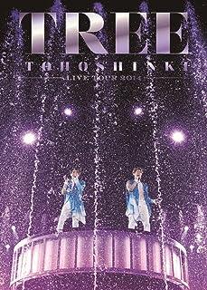東方神起 LIVE TOUR 2014 TREE (DVD3枚組) (初回生産限定)