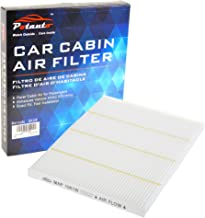 POTAUTO MAP 1061W (CF11775) Replacement High Performance Car Cabin Air Filter for FORD, EDGE, FUSION, LINCOLN, CONTINENTAL, MKX, MKZ (Standard White)