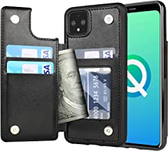 Arae Case for Google Pixel 4 XL - Wallet Case with PU...