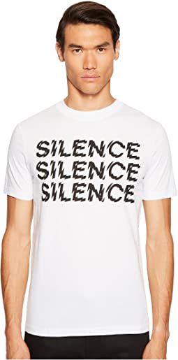McQ - Triple Silence Crew Tee