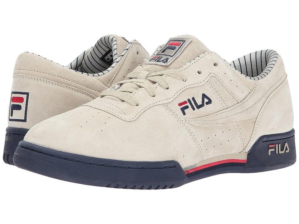 Fila Original Fitness PS (Fila Cream/Fila Navy/Fila Red) Men