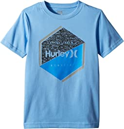 Dri-Fit Hurley Hex Tee (Big Kids)