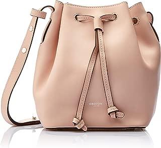 Oroton Women's Escape Mini Bucket Bag, Dusty Pink, One Size