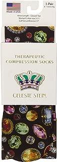 Celeste Stein CMPS-1935 Therapeutic Compression Socks, 0.6 Ounce
