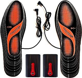 Semelles thermique chauffantes Batterie d'Exploitation (chaud 4 niveaux), Taille:..