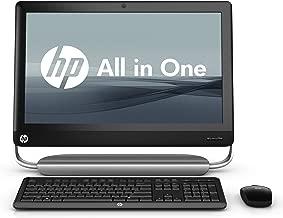 HP TouchSmart 320-1030 20-Inch Desktop (2.7 GHz AMD A4-3400 Processor, 4GB DDR3, 1TB HDD, Windows 7 Home Premium) Black