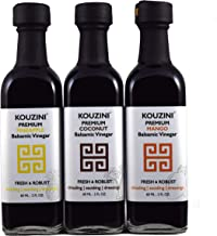 mini balsamic vinegar bottles