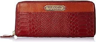 Isle Locada By Hidesign Women's Bifold (Red) (N 1)