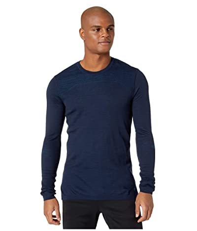 Smartwool Intraknit Merino 200 Crew (Deep Navy) Men