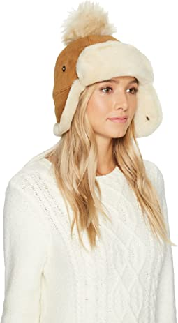 UGG - Pom Waterproof Sheepskin Hat