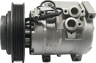 RYC Remanufactured AC Compressor and A/C Clutch GG391