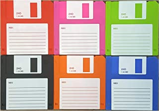 Best multi colored floppy disks Reviews