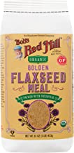 Organic Golden Flaxseed Meal (16 Ounce)