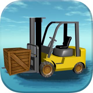 Forklift Master 3D Driving Simulator