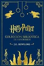 Colección biblioteca de Hogwarts: Harry Potter Colección de la Biblioteca Hogwarts (Un libro de la biblioteca de Hogwarts)...