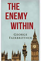The Enemy Within (The Armstrong and Burton series Book 3) Kindle Edition