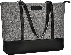 کیسه لپ تاپ Tote، متناسب با لپ تاپ 15.6 اینچ، کیسه شانه کیسه نایلون ضد آب مقاوم در برابر آب