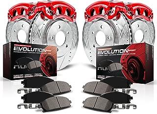 Power Stop KC1683 Z23 Evolution Sport Brake Kit with Calipers