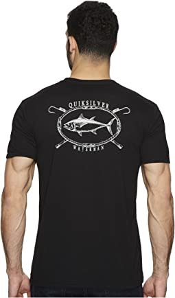 Quiksilver Waterman Thunnus Short Sleeve Tech Tee