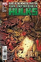 Incredible Hulks #634