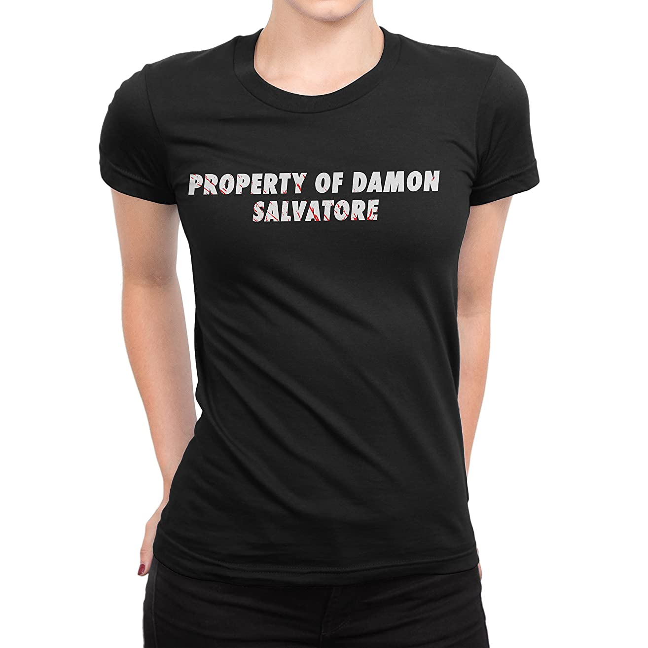 Property of Damon Salvatore T-Shirt