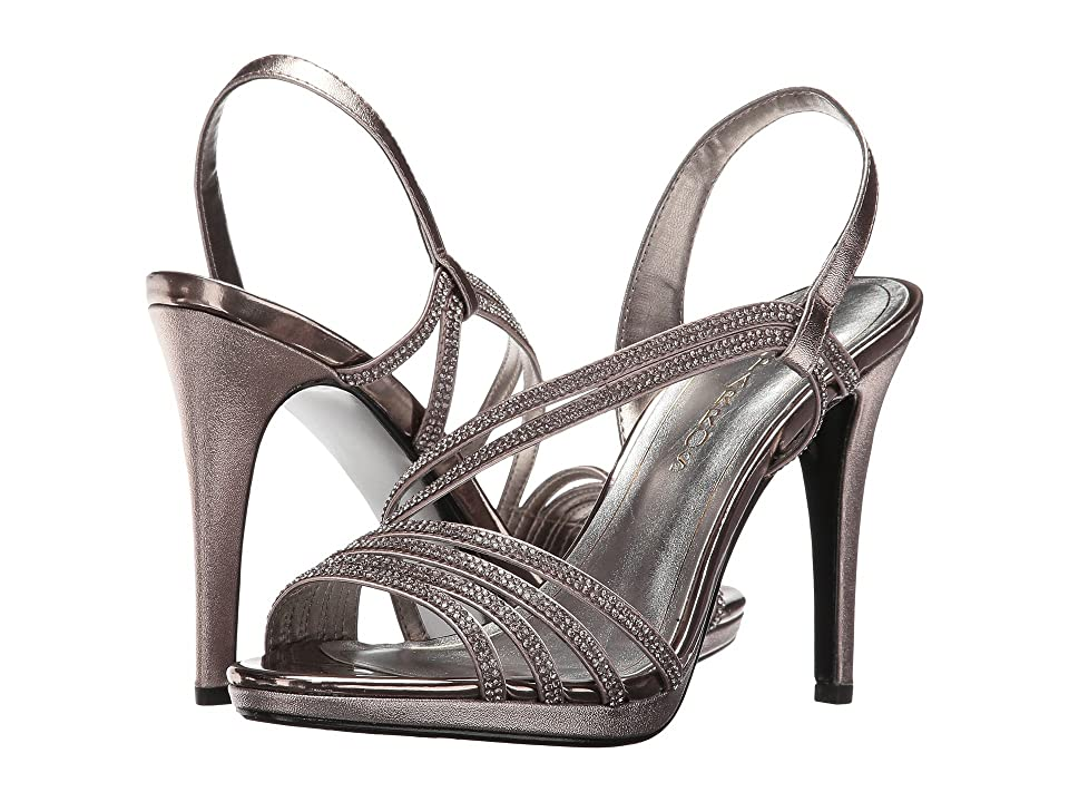 Caparros Gazelle (Mushroom Metallic) High Heels