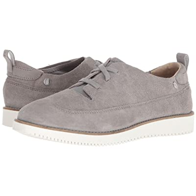Hush Puppies Chowchow WT Oxford (Frost Grey Suede) Women