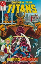 NEW TEEN TITANS #37, VF/NM, Cyborg, DC 1984 1987 more DC in store