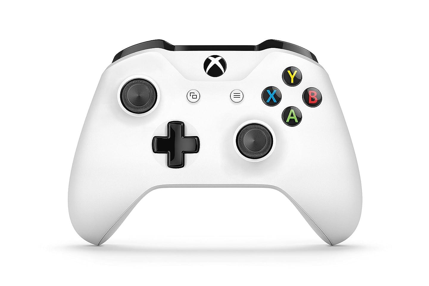 Microsoft Xbox One Wireless Controller, (Bulk Packing)[XBox One] White