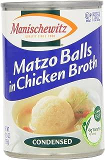Manischewitz Chicken Matzo Ball Soup, 10.5 oz