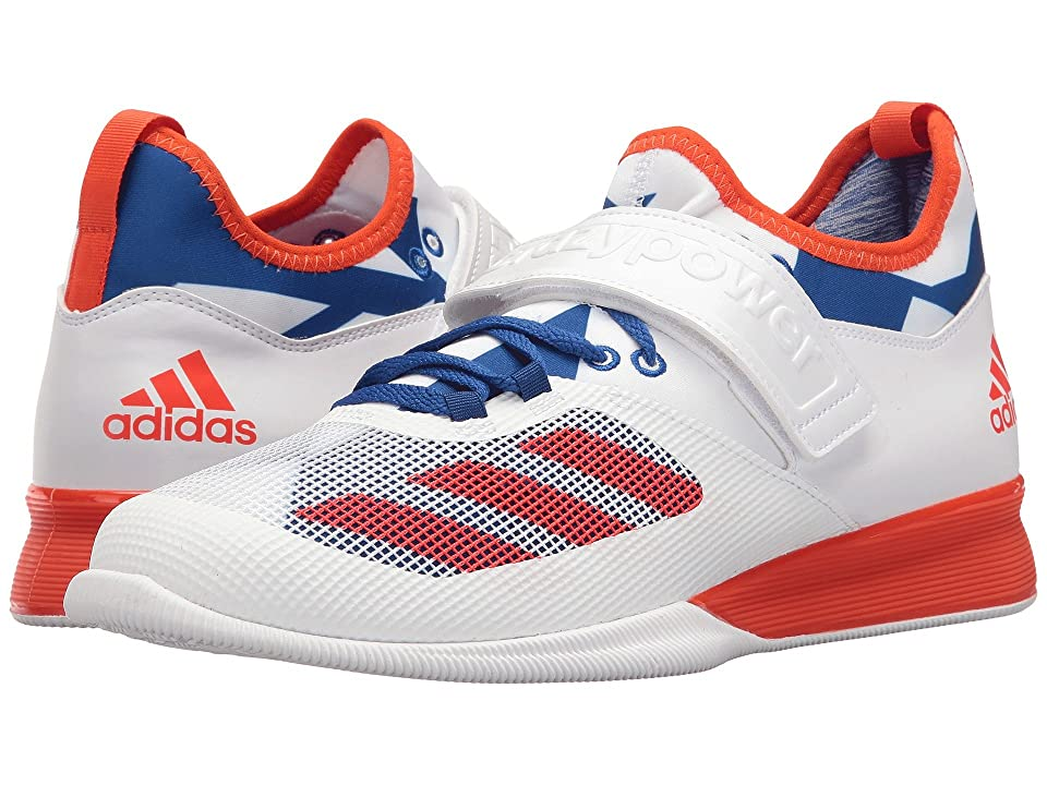 adidas Crazy Power (Footwear White/Collegiate Royal/Energy) Men