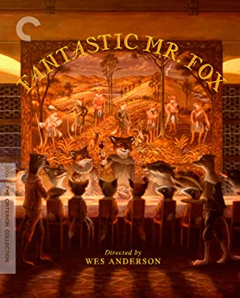 Fantastic Mr. Fox (The Criterion Collection) [Blu-ray]