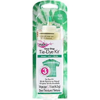 Tulip 21546 One-Step Dye Kits- Green