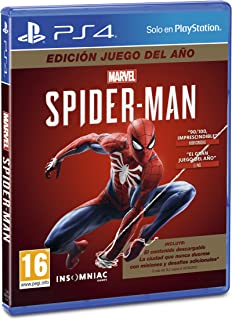Marvel's Spider-Man (PS4) Game of the Year Edition (GOTY)
