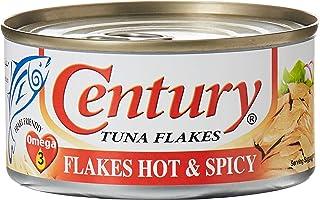 Century Tuna Flakes Hot & Spicy - 180 gm