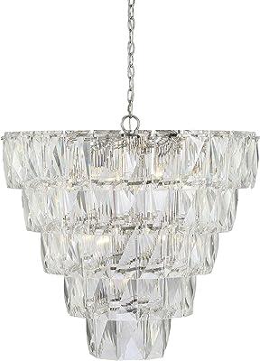 Amazon.com: Lámpara colgante de madera con cuentas de color ...