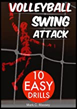 volleyball swing attack