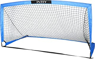 INTEY Soccer Goal Portable Soccer Net with Carry Bag for...