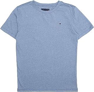8b4314fdf Tommy Hilfiger Boys-S/S Knit Tops-Nightshadow Blue-10 yrs